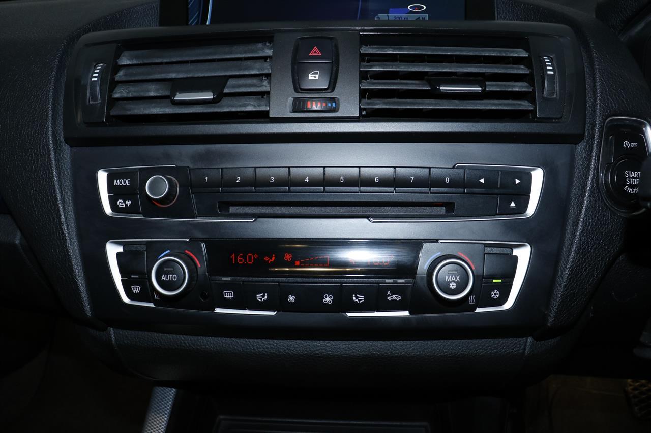 BMW 120i stock #32791