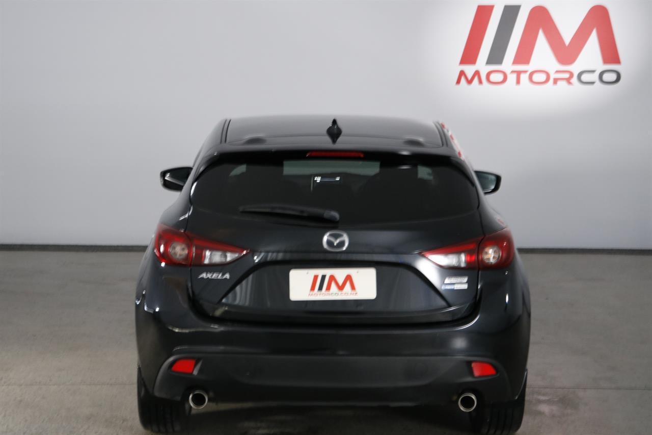 Mazda Axela stock #32455