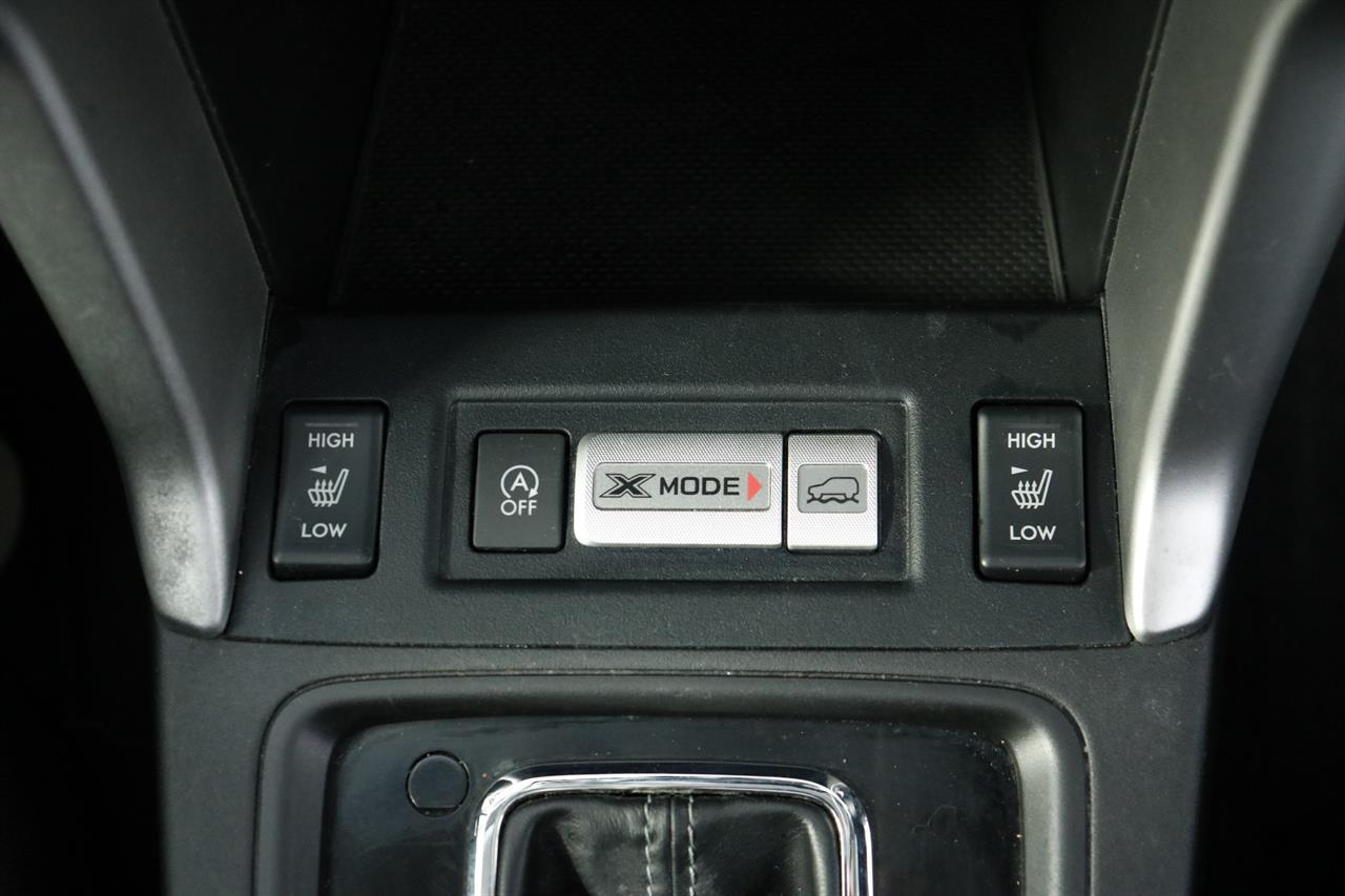 Subaru Forester stock #34262