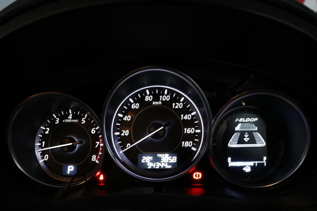 Mazda Atenza stock #32507
