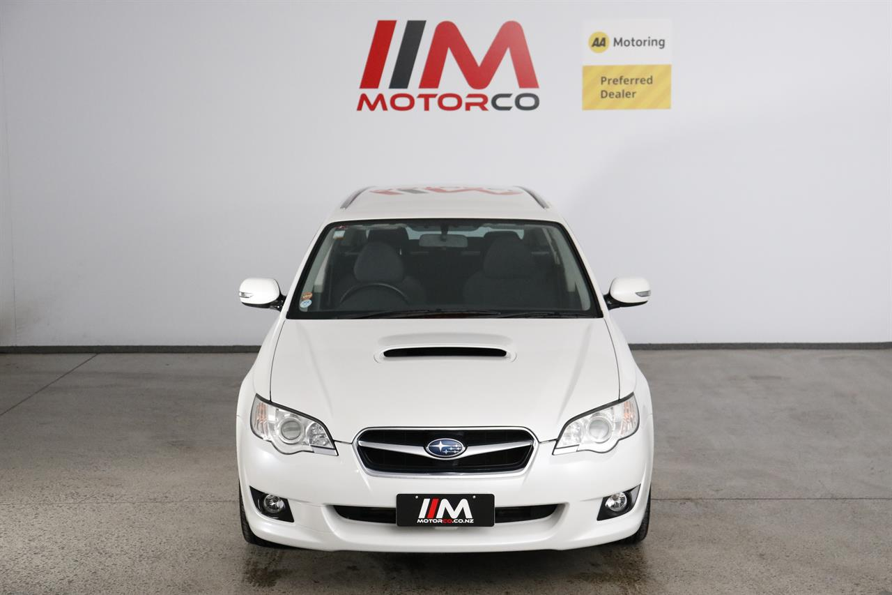 Subaru Legacy stock #34020