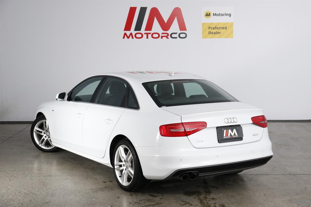 Audi A4 stock #34109