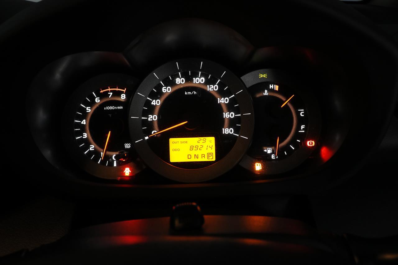 Toyota RAV 4 stock #32792