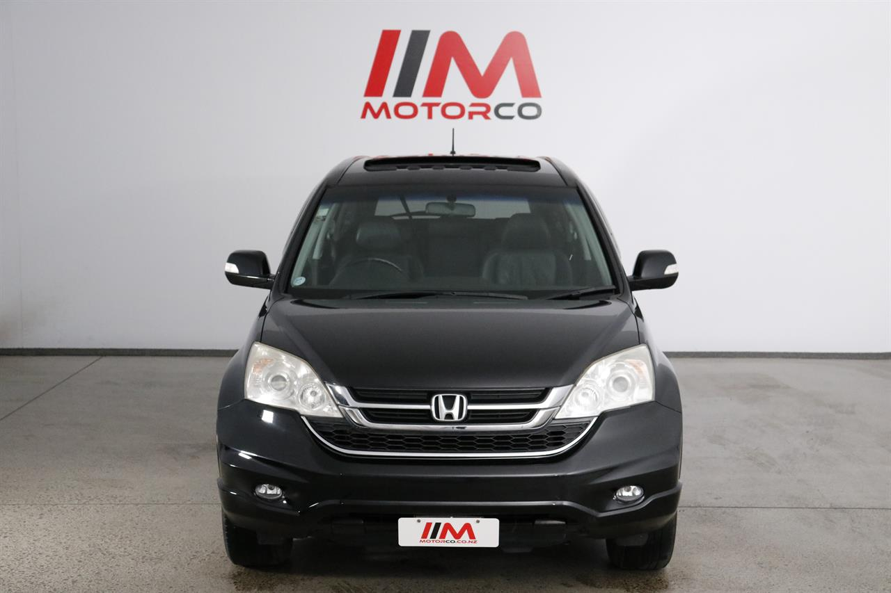 Honda CR-V stock #33429