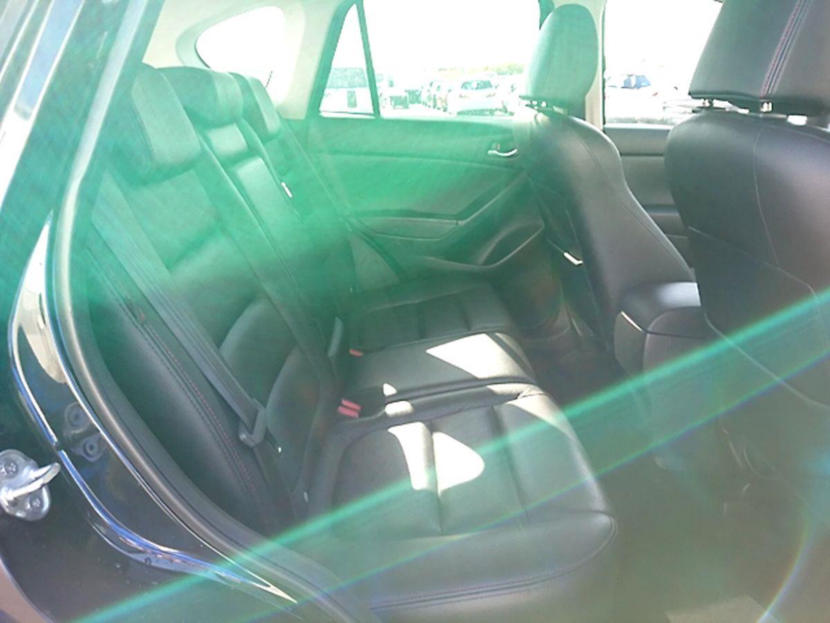 Mazda CX-5 stock #32494