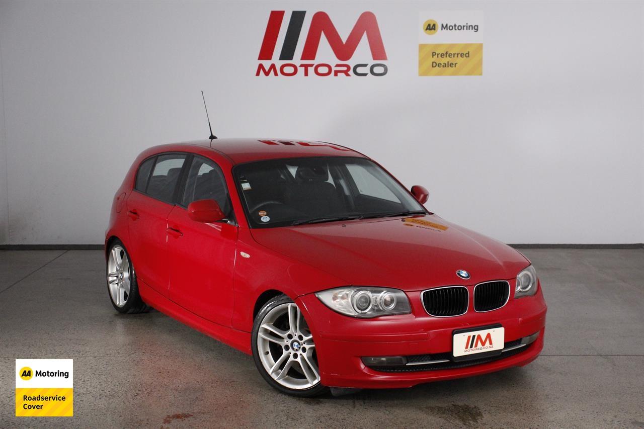 BMW 120i stock #34548