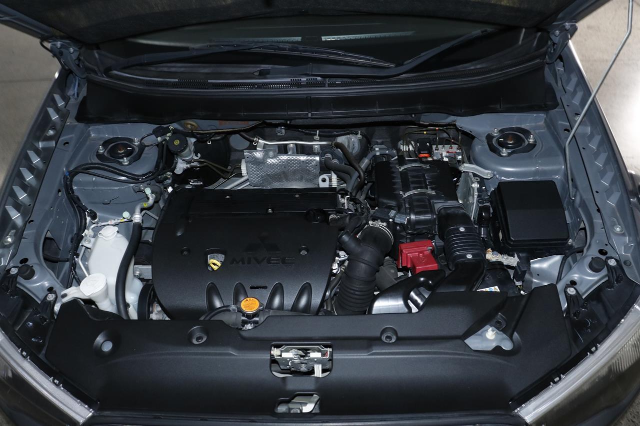 Mitsubishi RVR stock #32691