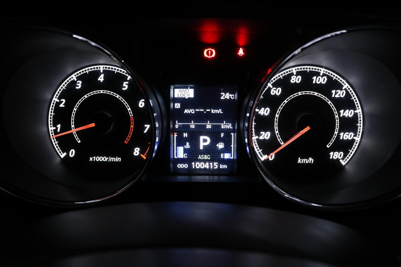 Mitsubishi RVR stock #32584