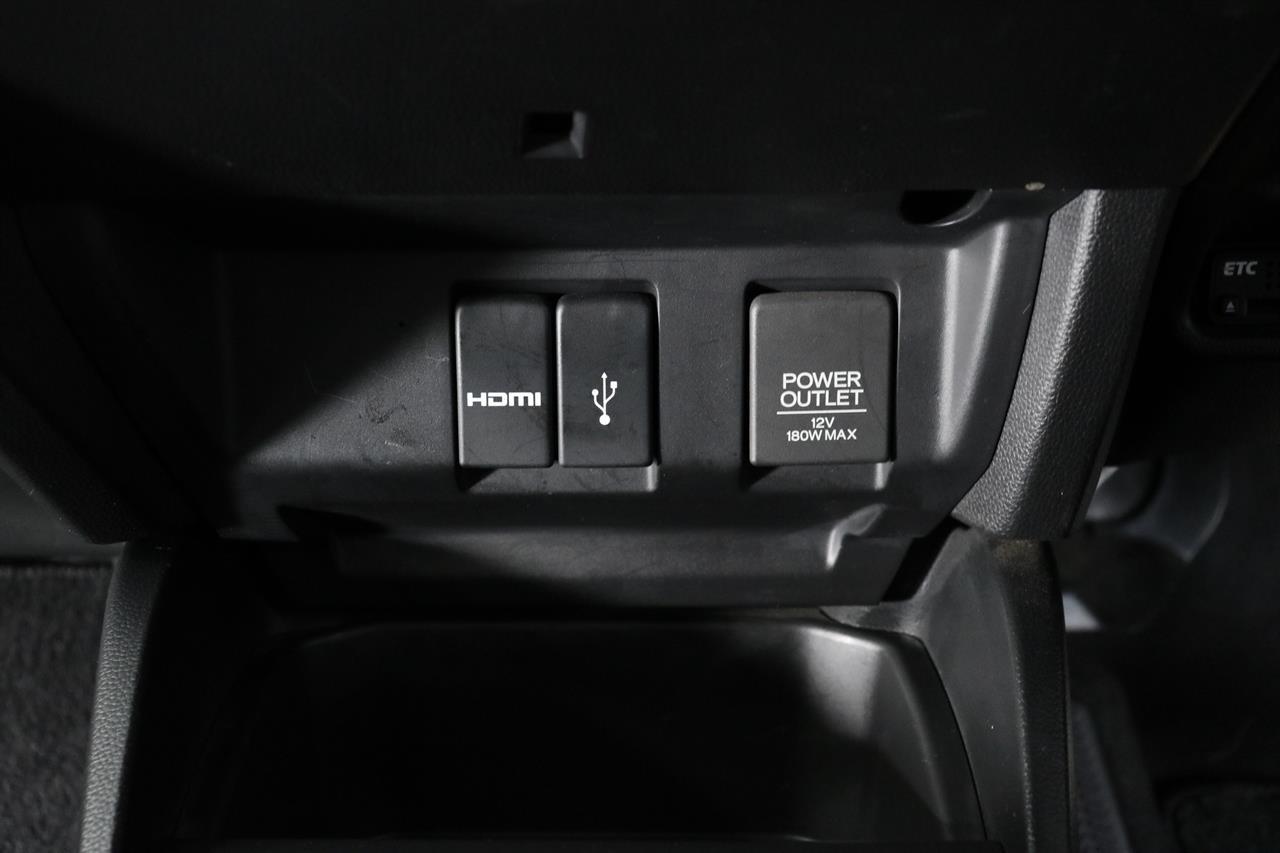 Honda Fit Hybrid stock #34298