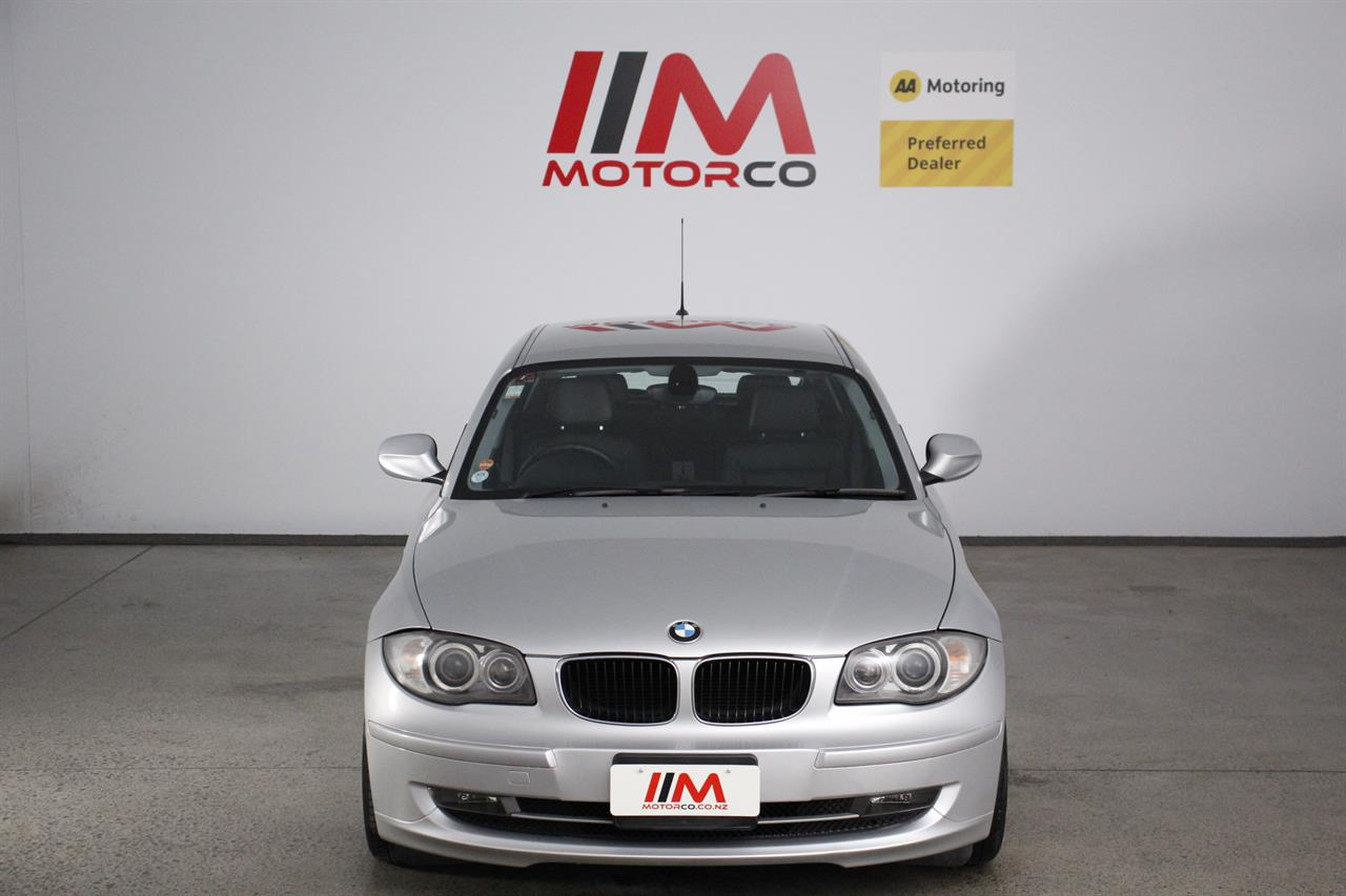 BMW 120i stock #34640