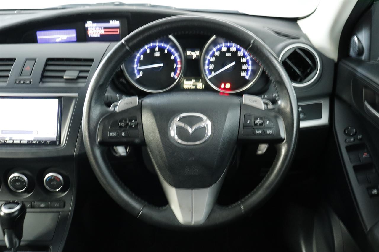 Mazda Axela stock #33714