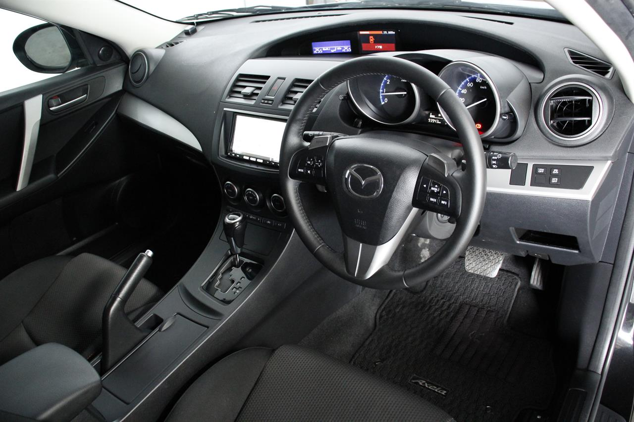 Mazda Axela stock #34448