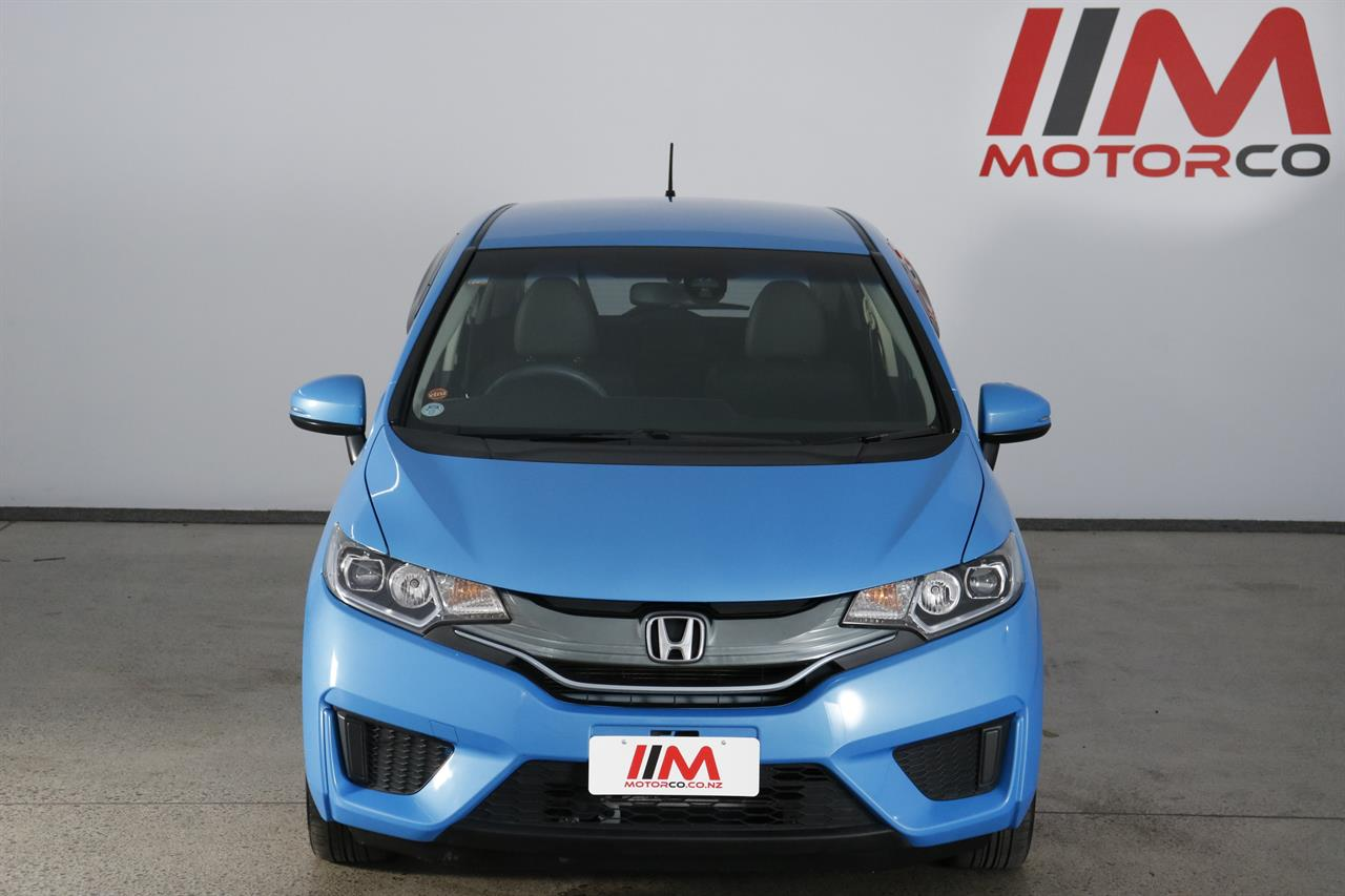 Honda Fit Hybrid stock #32925