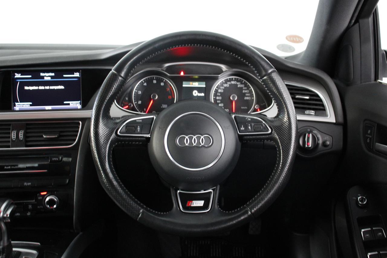 Audi A4 stock #34224