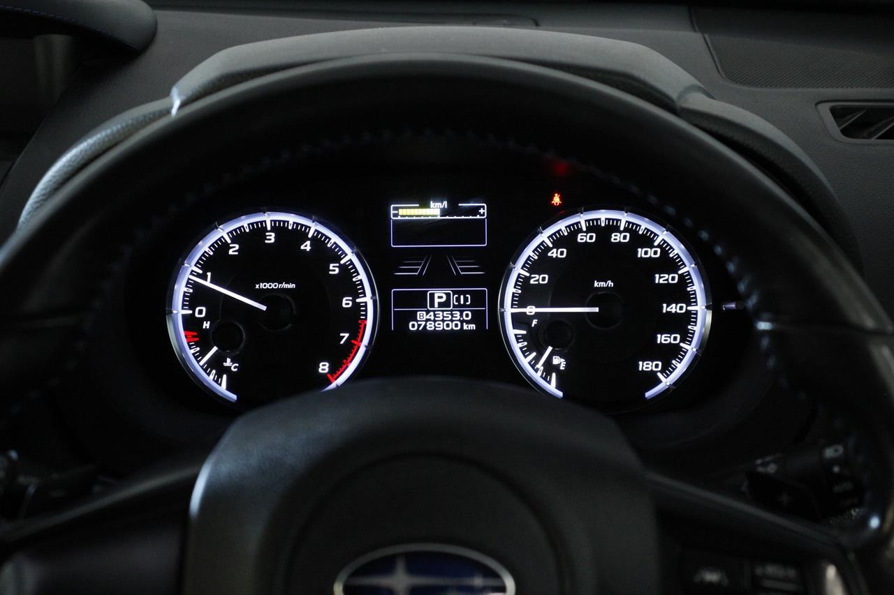 Subaru Levorg stock #34293