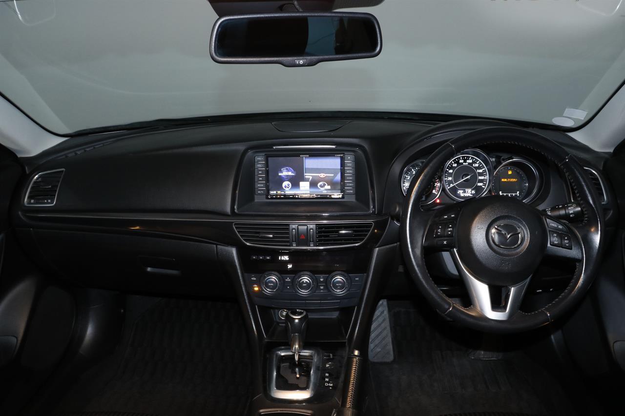 Mazda Atenza stock #32589