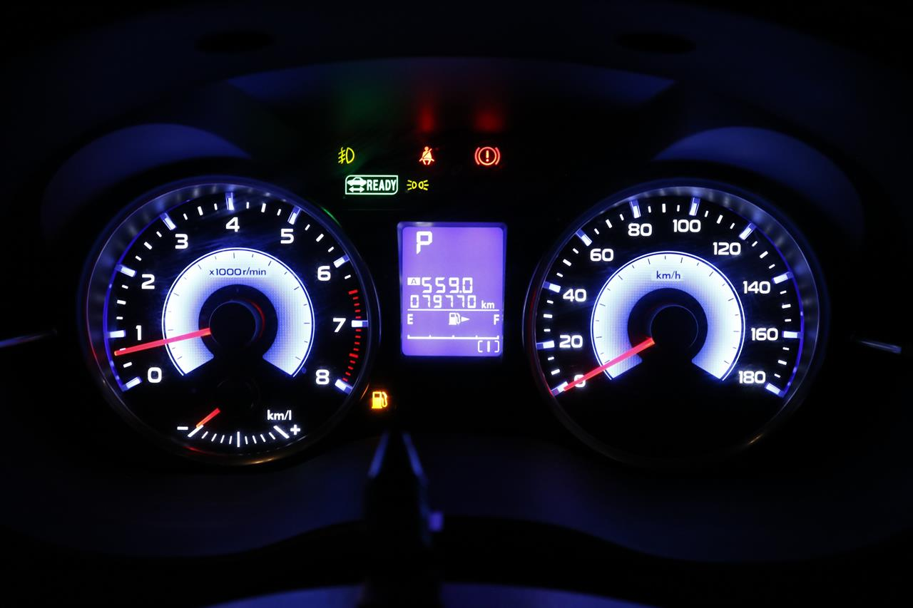 Subaru XV stock #32672