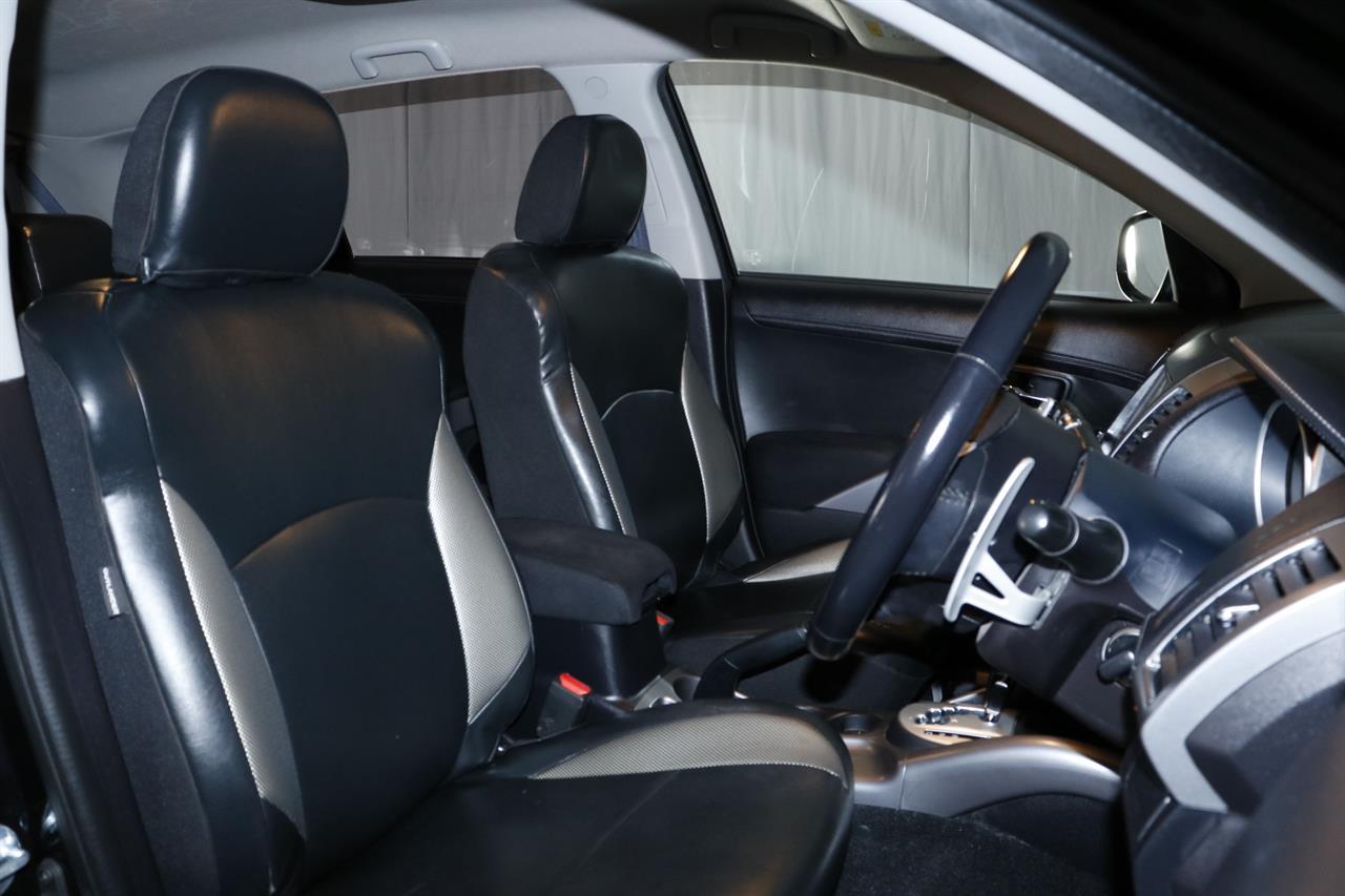 Mitsubishi Outlander stock #32720