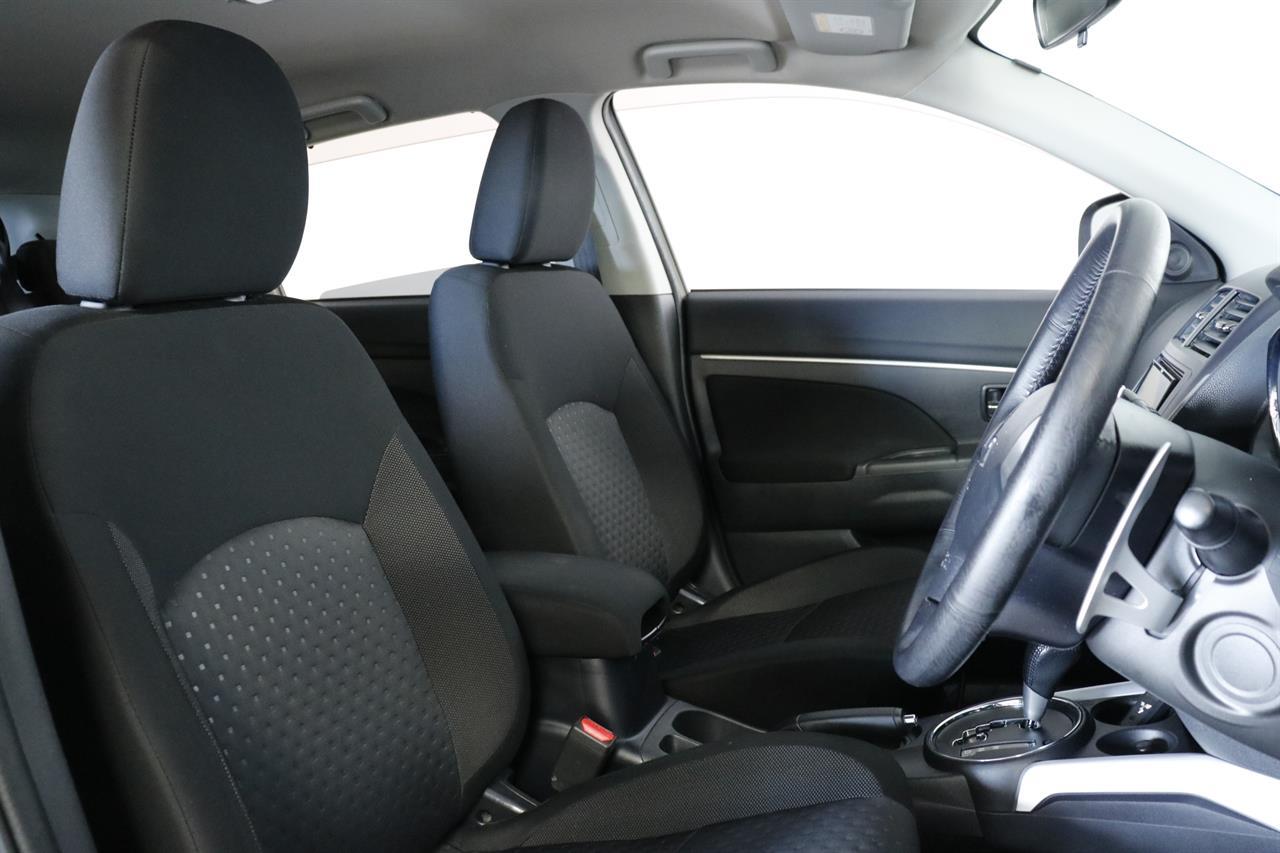 Mitsubishi RVR stock #34633