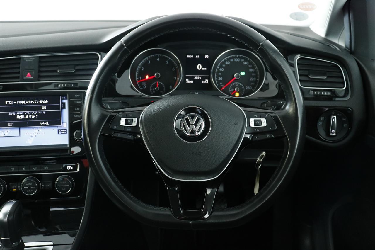 Volkswagen Golf stock #34368