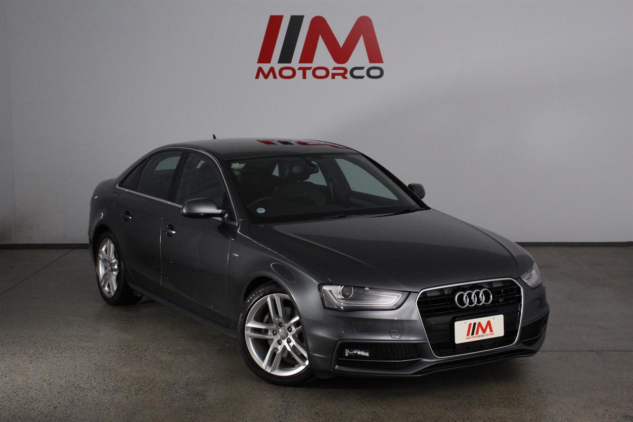 Audi A4 stock #34547