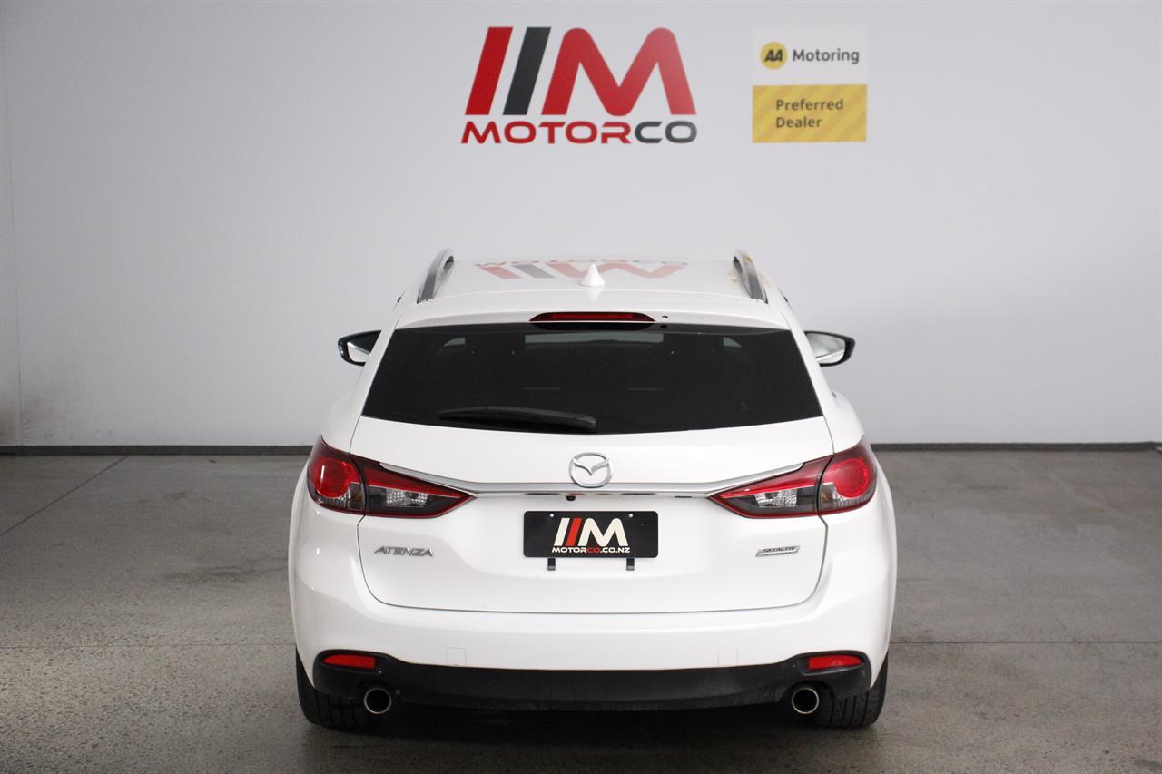 Mazda Atenza stock #34179