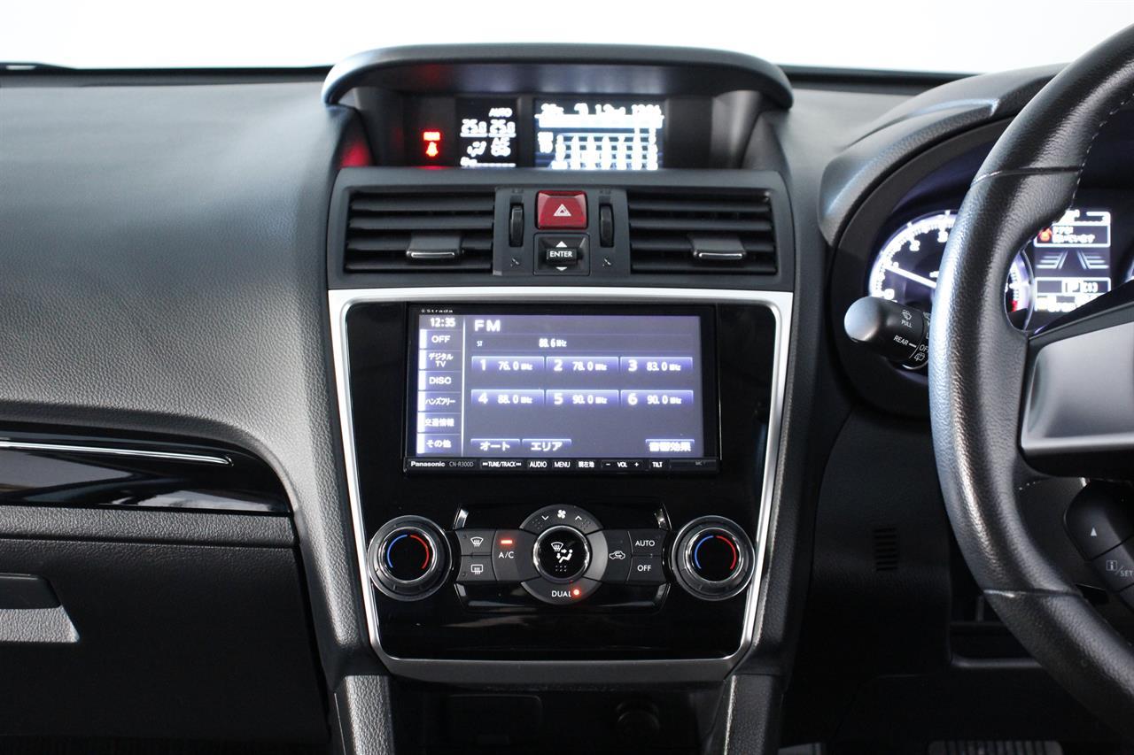 Subaru Levorg stock #34489