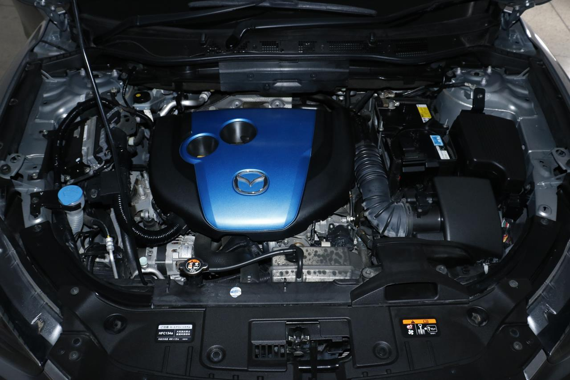 Mazda CX-5 stock #32446