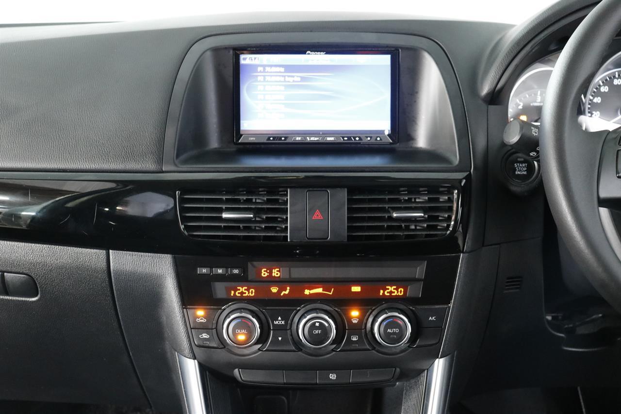 Mazda CX-5 stock #34108