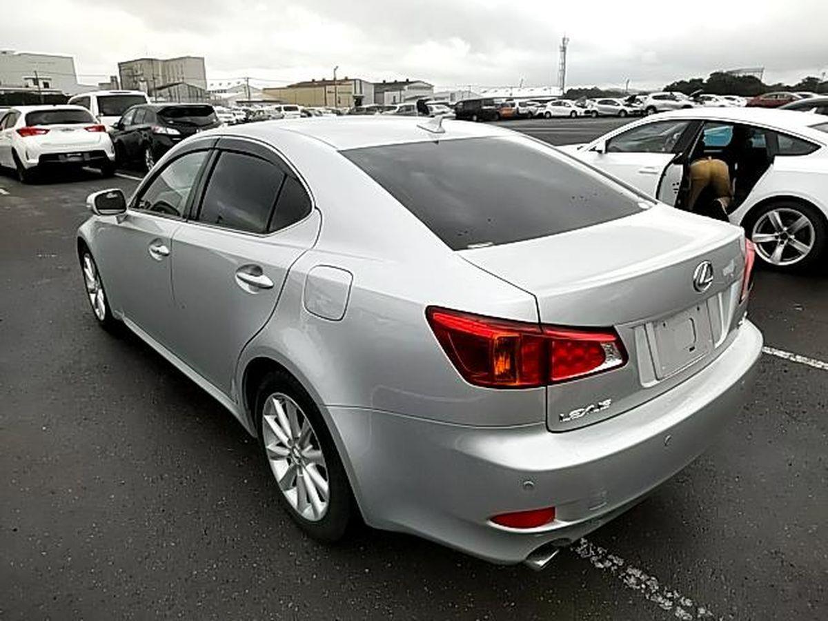 Lexus IS 250 stock #34253