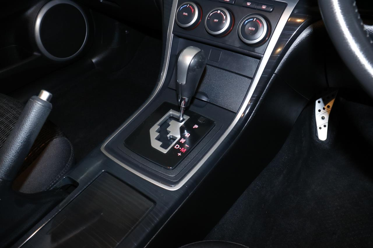 Mazda Atenza stock #32733