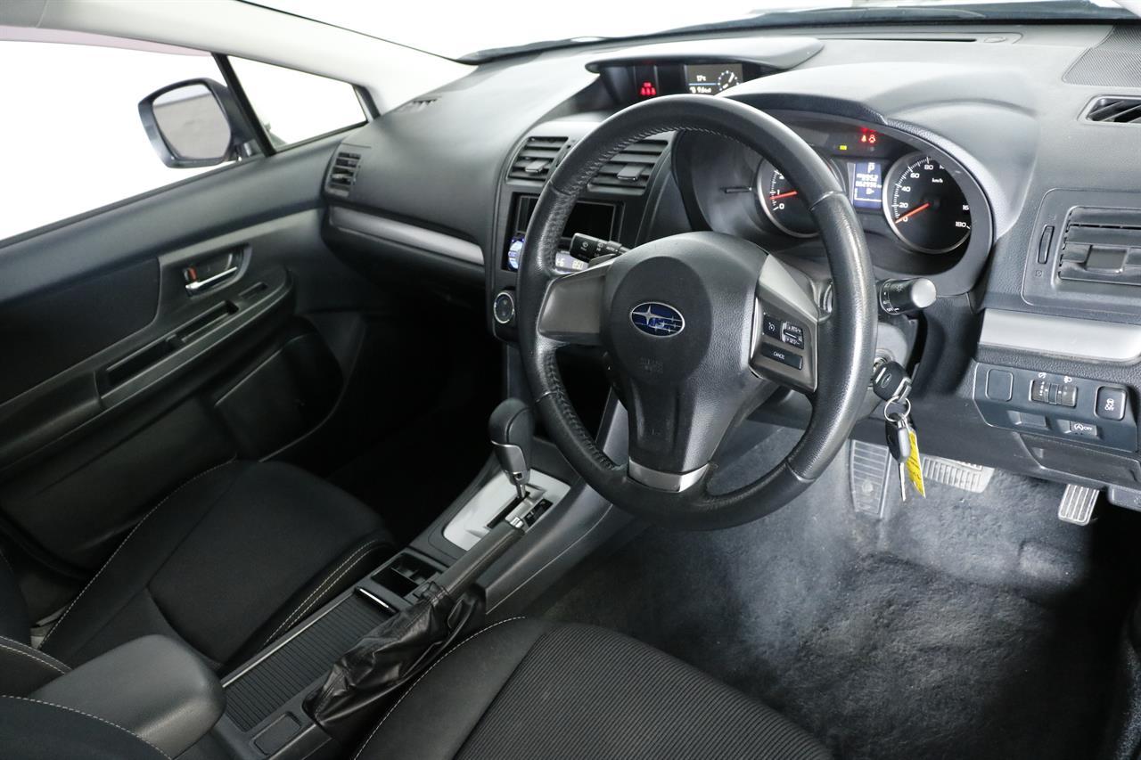 Subaru Impreza stock #34036
