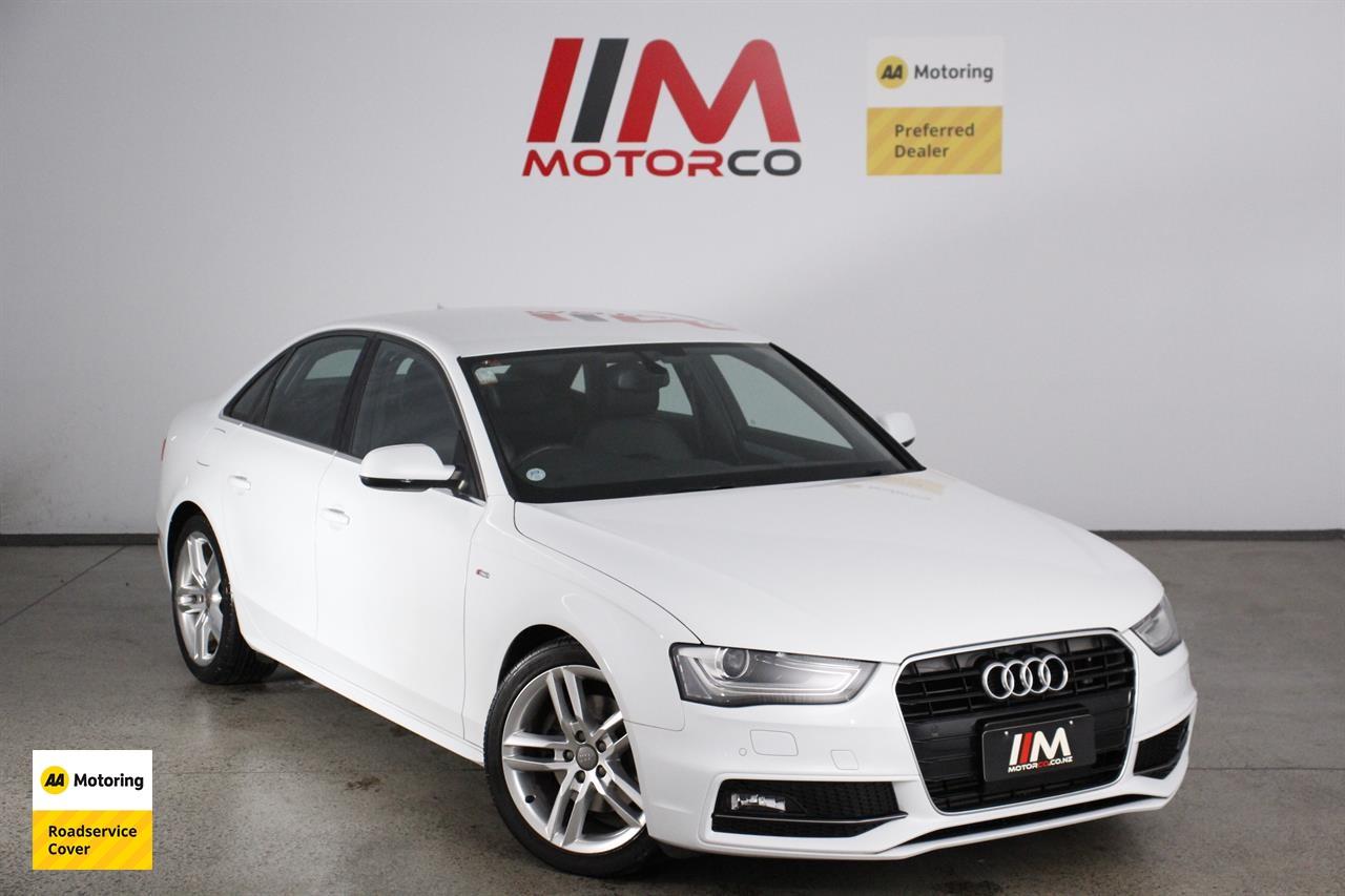 Audi A4 stock #34360