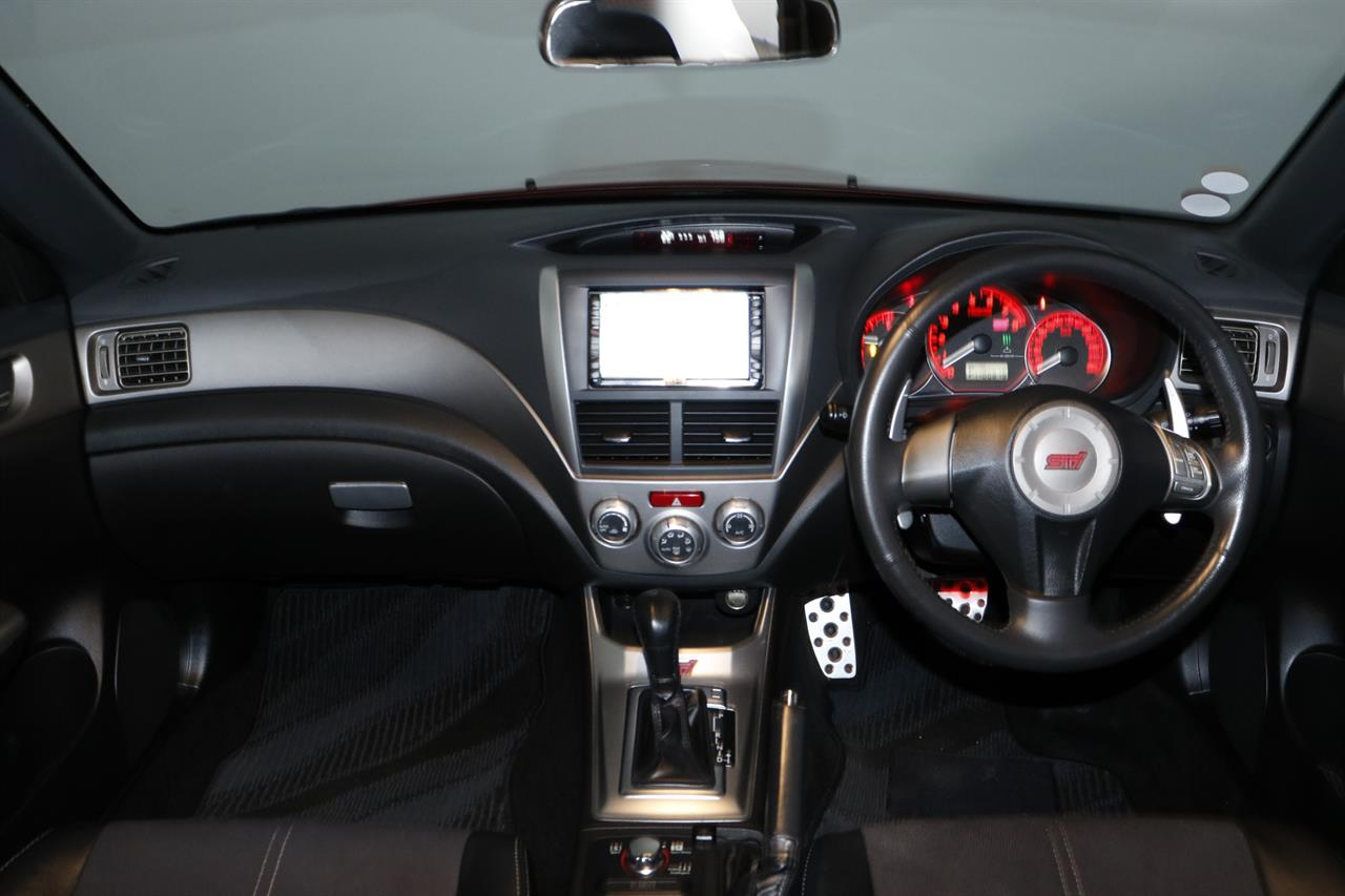 Subaru Impreza stock #32883