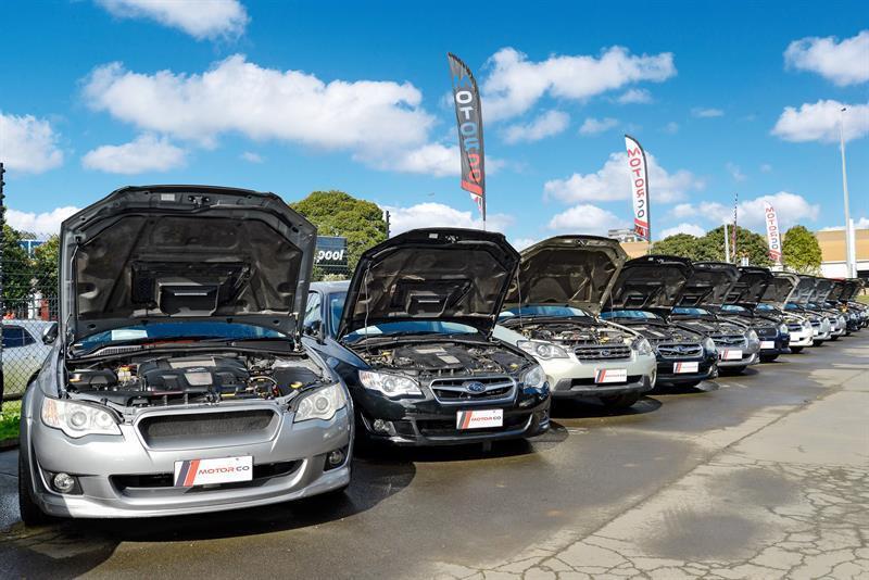 Subaru Legacy stock #32416