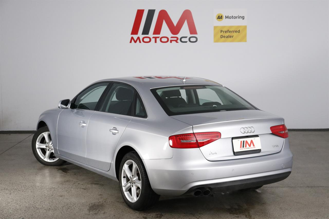 Audi A4 stock #34309