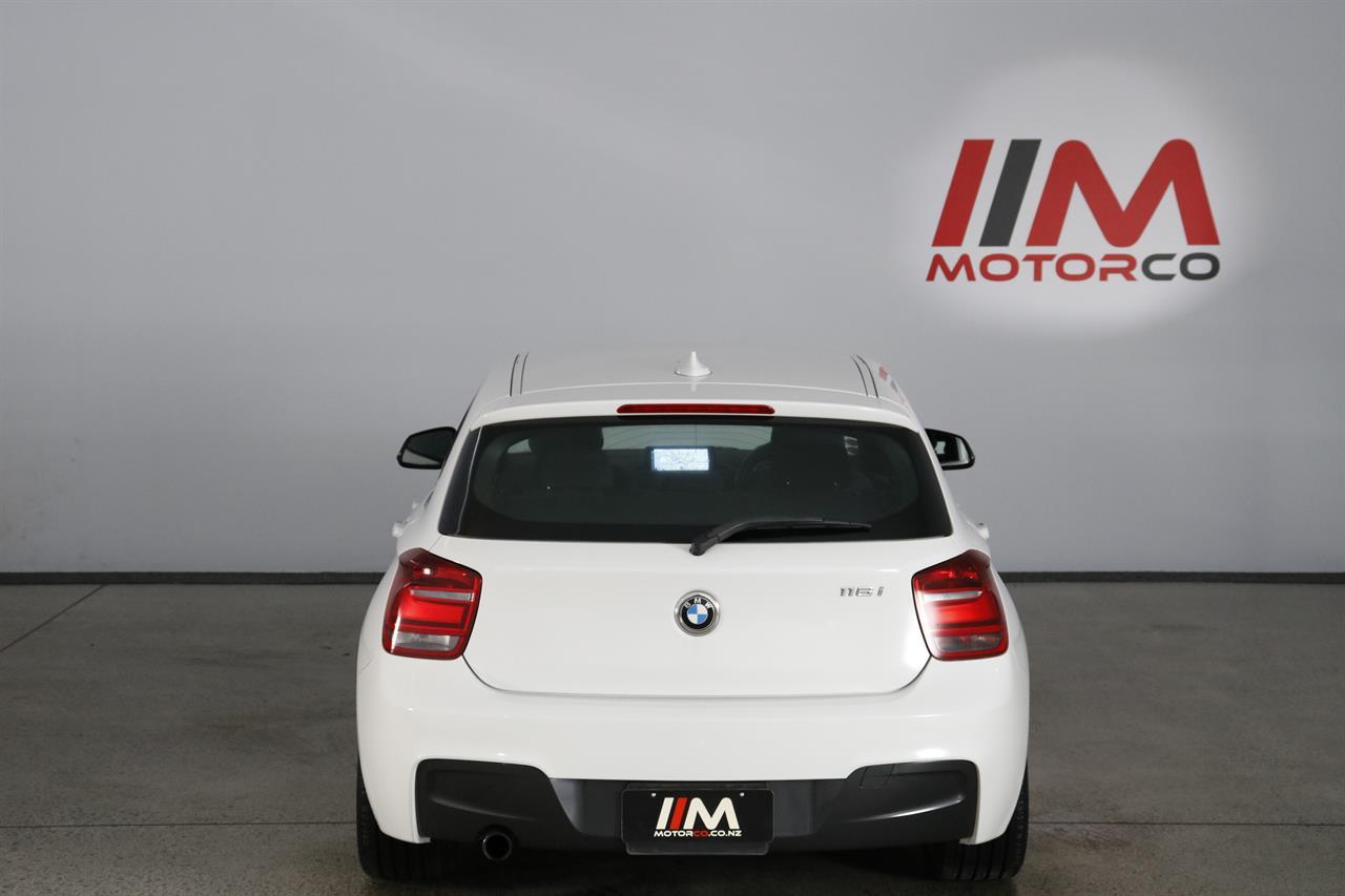 BMW 116i stock #32834