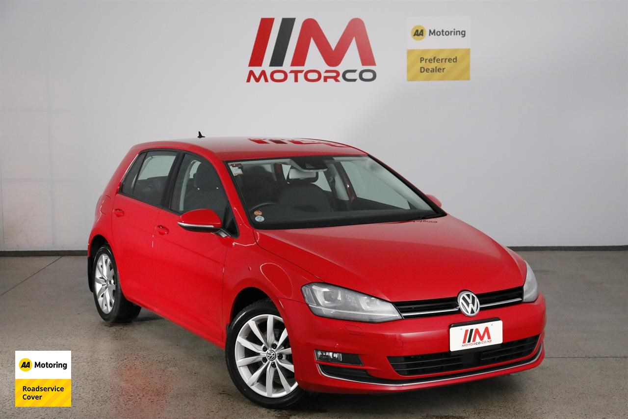 Volkswagen Golf stock #34485