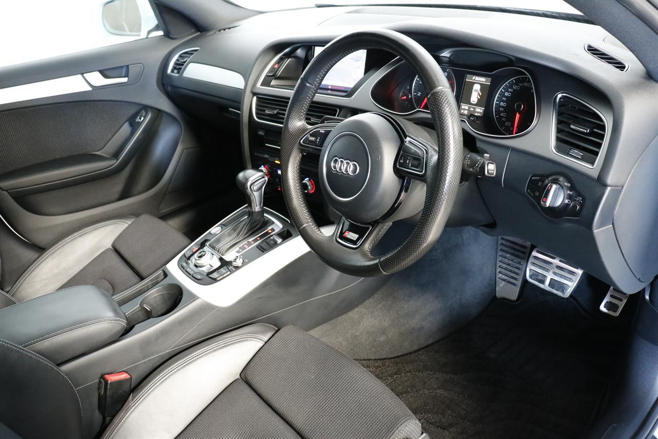 Audi A4 stock #34127