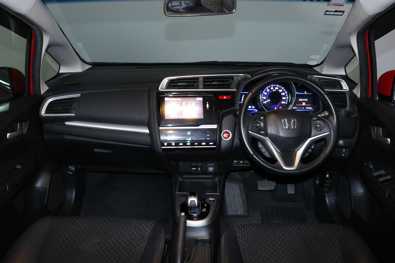 Honda Fit Hybrid stock #33148