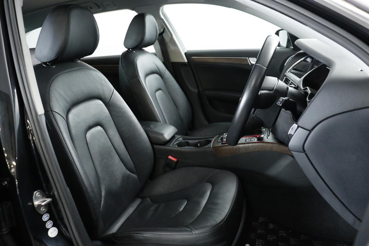 Audi A4 stock #34203