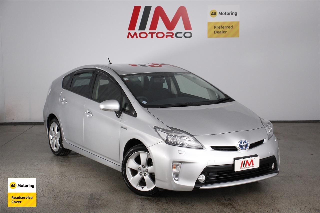 Toyota Prius stock #34557