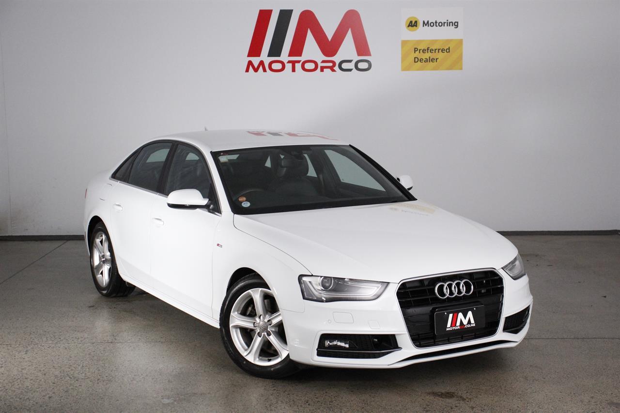 Audi A4 stock #34625