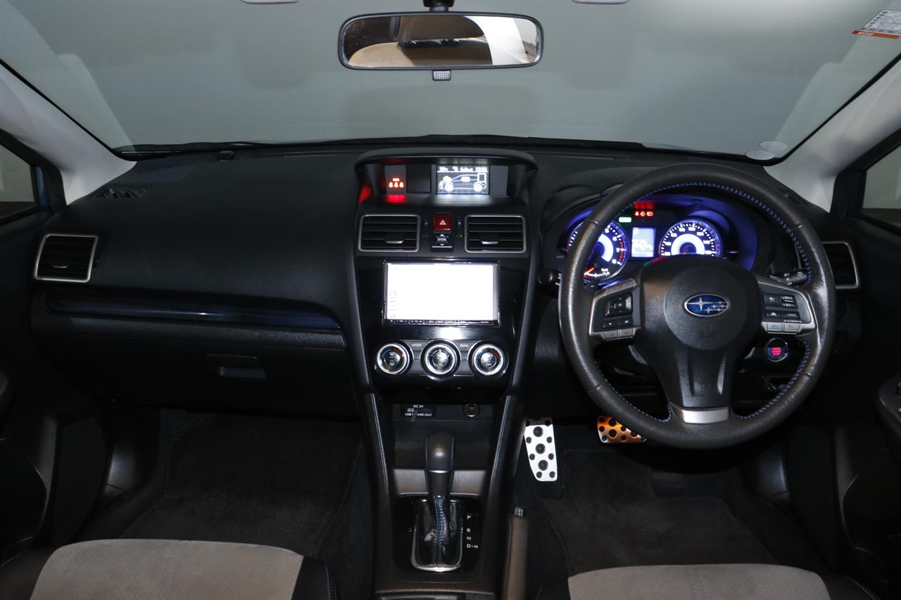Subaru Impreza stock #32363