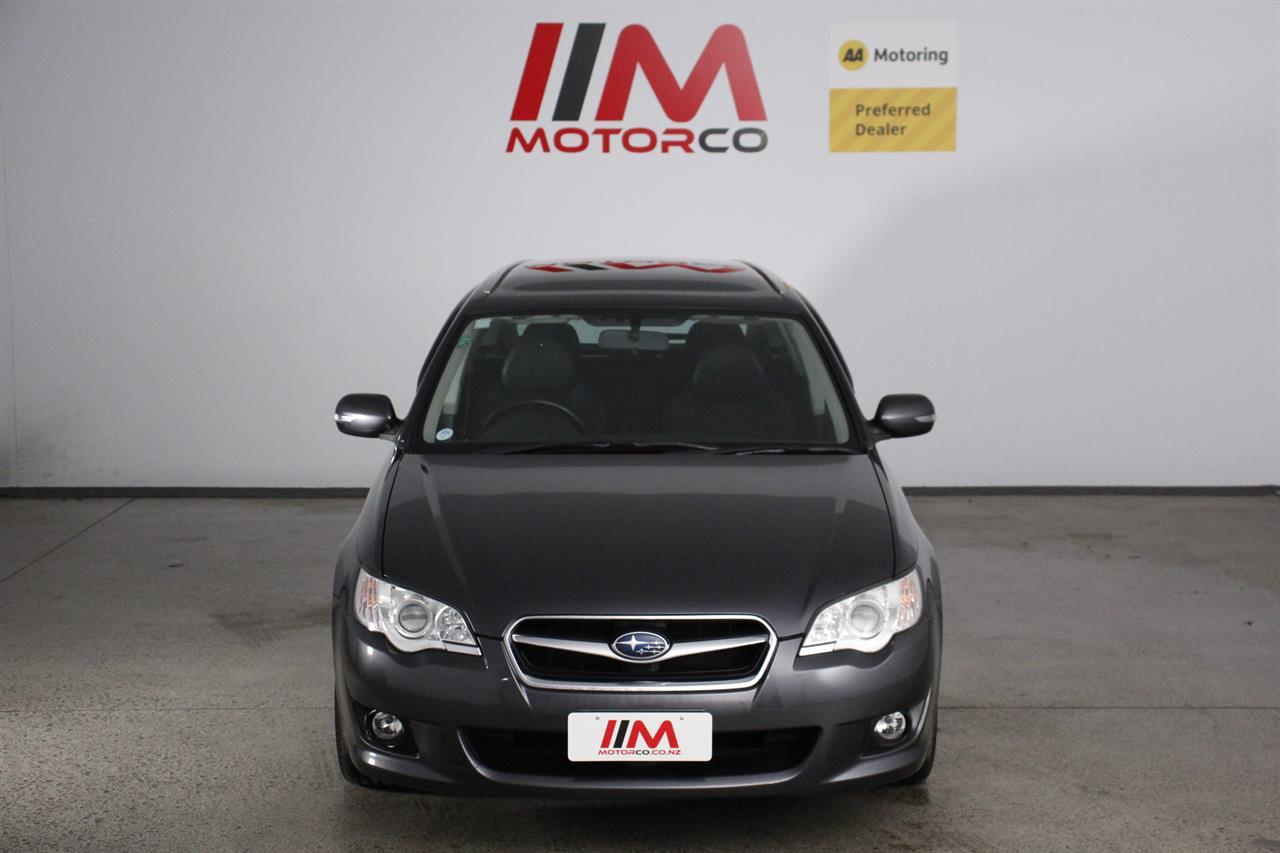 Subaru Legacy stock #34166