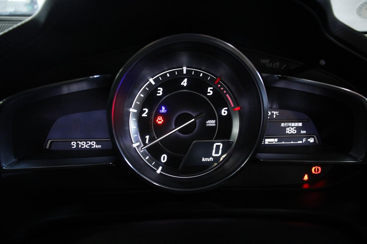 Mazda Axela stock #32742