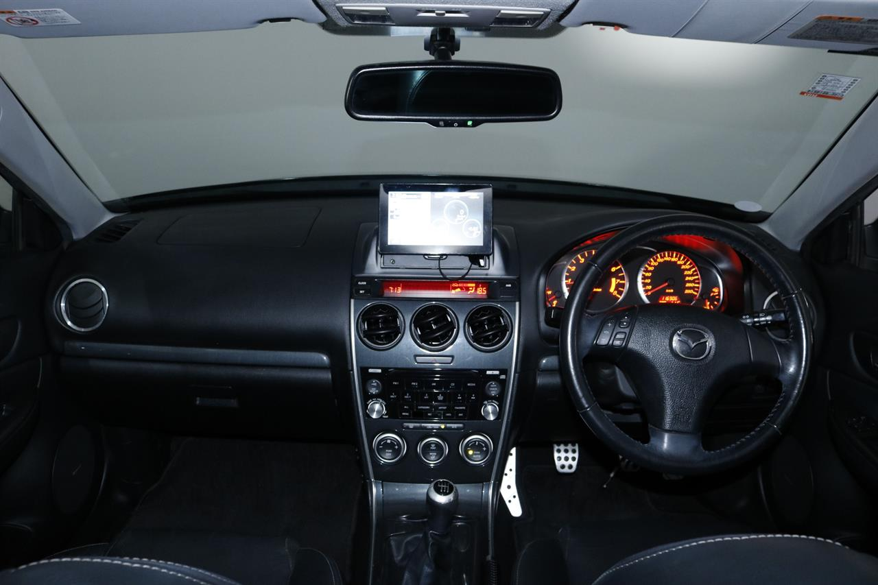 Mazda Atenza stock #32226