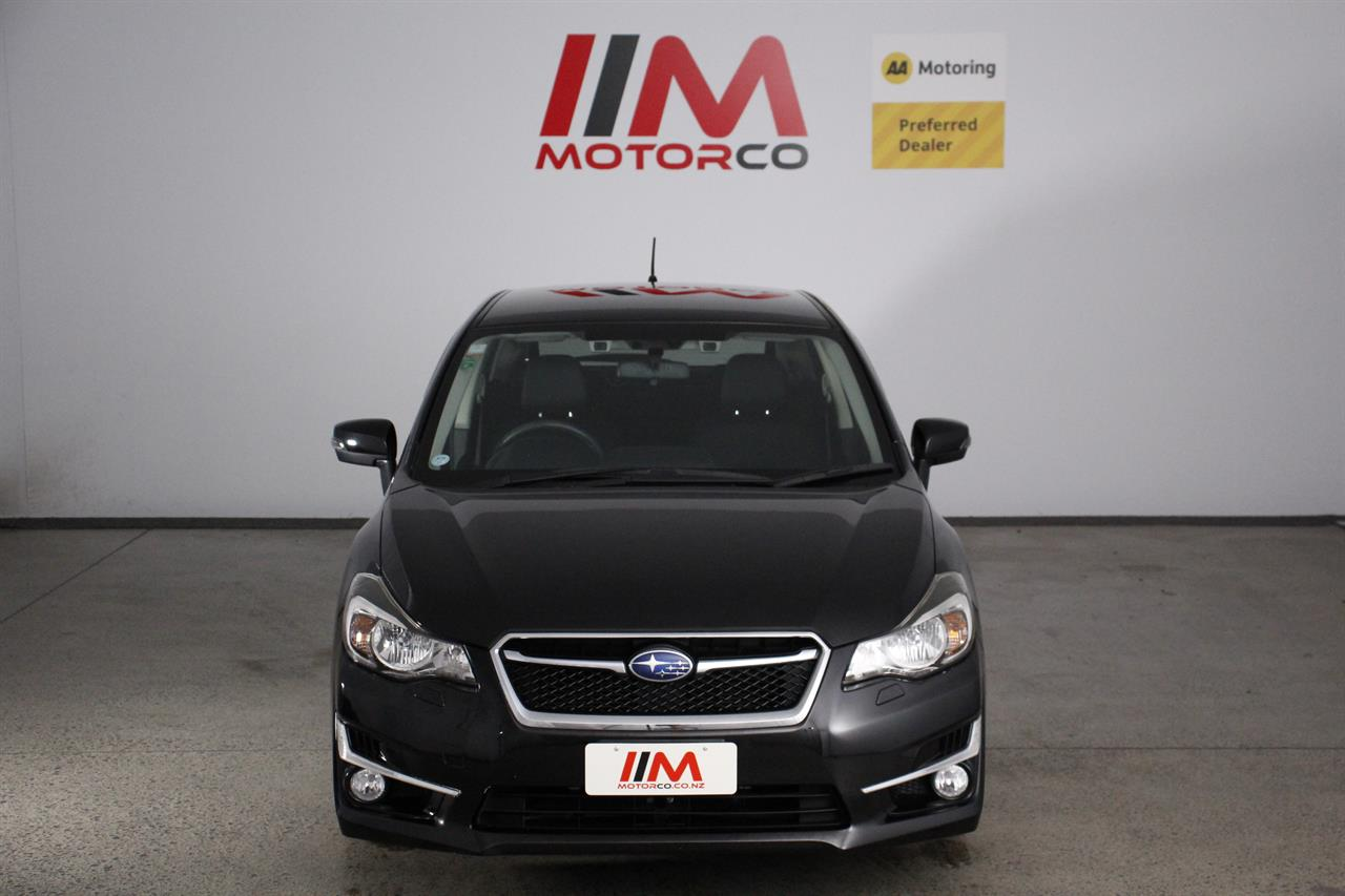 Subaru Impreza stock #34248