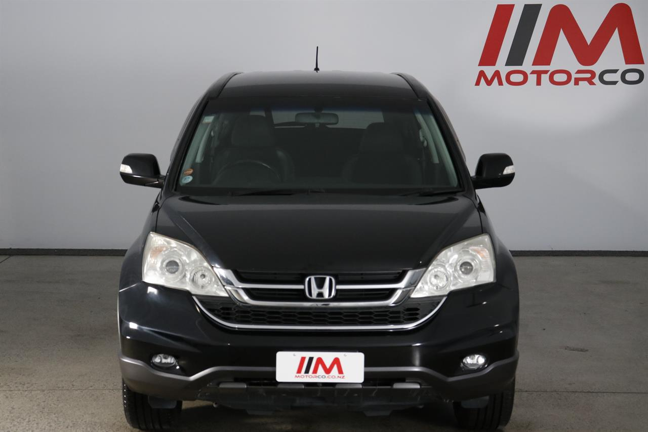 Honda CR-V stock #33024