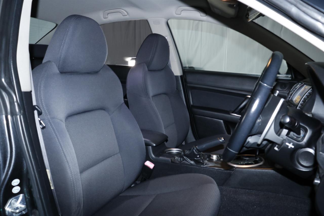 Subaru Legacy B4 stock #32624